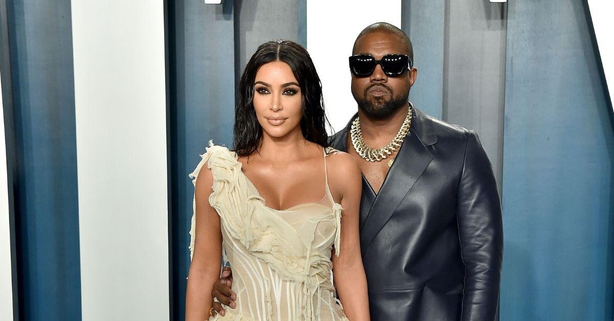 kanye west annoyed kim kardashian initiated divorce