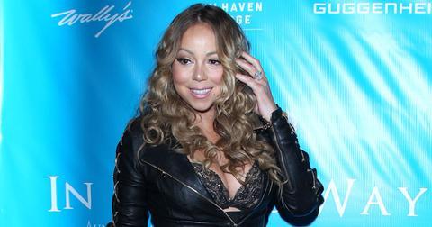 Mariah Carey arrives to the Brett Ratner And David Raymond Host Special Event For UN Secretary General Ban Ki moon –