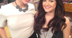 Lucy hale baby daddy
