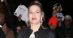 Drew barrymore weight gain tells fans shes not pregnant