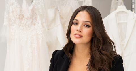 Ashley Graham launches plus size wedding collection with Pronovias
