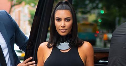 Kim Kardashian Shares New Photo Son Psalm West