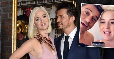 Katy Perry And Orlando Bloom Dedicate Voting Song To Daughter Daisy