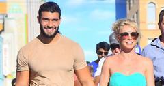 Britney Spears Boyfriend Sam Asghari Weight Loss PP