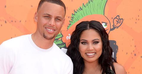 Steph Ayesha Curry Possiblity More Kids