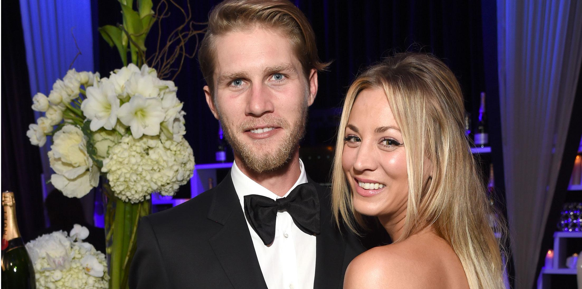 Kaley Cuoco Boyfriend Karl Cook Completely In Love Long