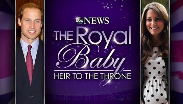 The royal baby heir to throne barbara walters