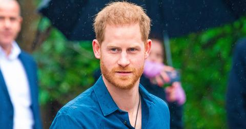 Prince Harry visits Abbey Road