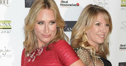 Real housewives of new york sonja morgan says shes done with loser ramona singer