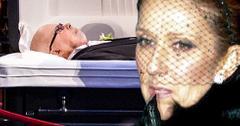 celine dion husband rene angelil funeral casket