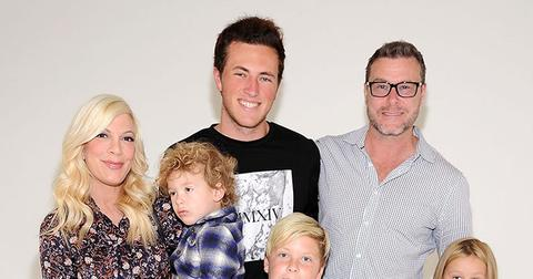 Dean mcdermott son jack bank account emptied tax drama hr