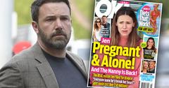 Jennifer garner pregnant alone ok hero