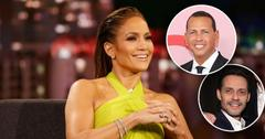 JLo, Arod & Marc Anthony
