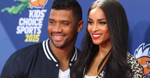 Ciara russell wilson baby pregnant
