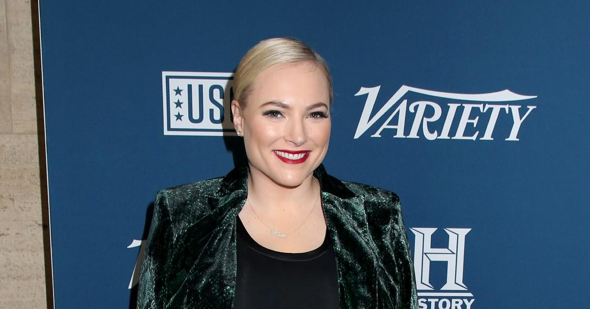 A Turbulent Return: Meghan McCain Is 'Tired & Stressed' After A Mere Three Days Back On 'The View'
