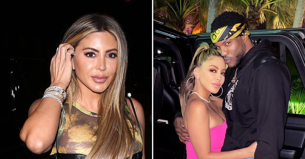 larsa pippen defends dating married malik beasley montana yao pf
