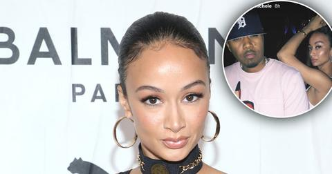 Draya Michele & Nas Spark Dating Rumors On Social Media