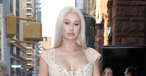 Iggy Azalea at Build Series