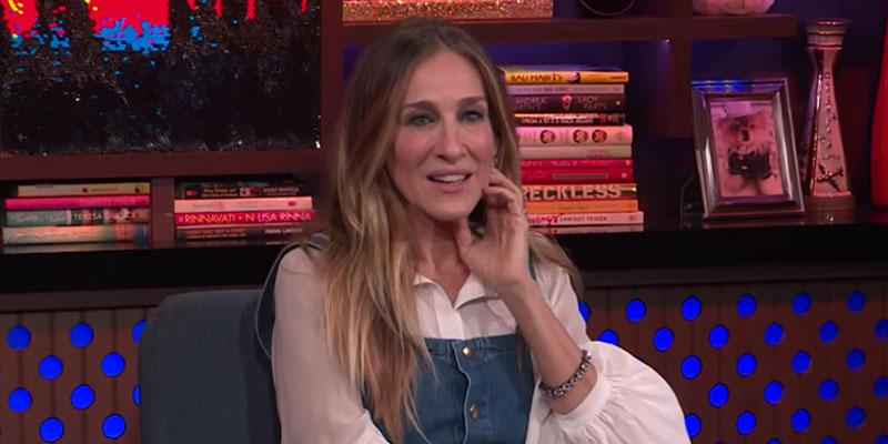 Sarah jessica parker reacts bette midler hocus pocus diss video pp