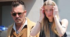 amber heard johnny depp divorce updates news delayed abuse