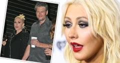 christina aguilera gwen stefani voice feud blake shelton ratings judge