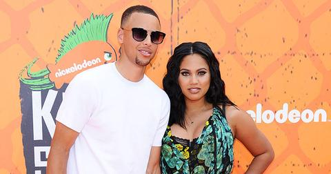 Ayesha steph curry welcome baby son canon main