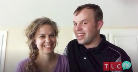 John david duggar fiancee abbie burnett wedding registry trash bags pp
