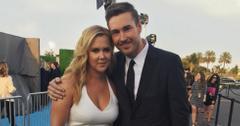 Amy Schumer Boyfriend Ben Hanisch Engaged
