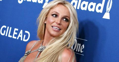Britney Spears GLAAD awards