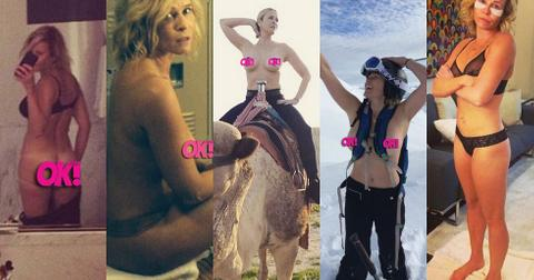Chelsea handler most naked nude moments 20