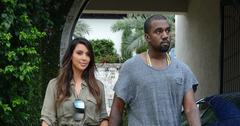 "Kim Kardashian and troubled husband Kanye West flew to the Dominican Republic as Kardashian demanded they take a ""make it or break it family vacation""."