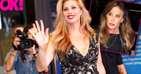 Candis cayne faking caitlyn jenner relationship