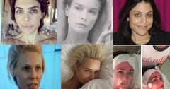 Real housewives without makeup