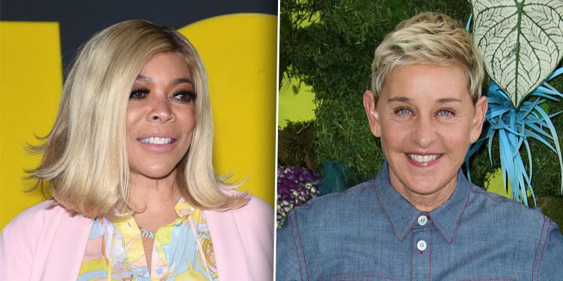//Wendy Williams Ellen DeGeneres Shade PP