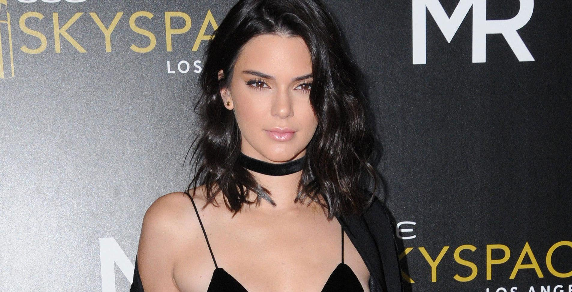 Kendall Jenners racy naked instagram post has gone viral