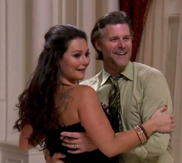 Jenni and Slade on Marriage Boot Camp Reality Stars