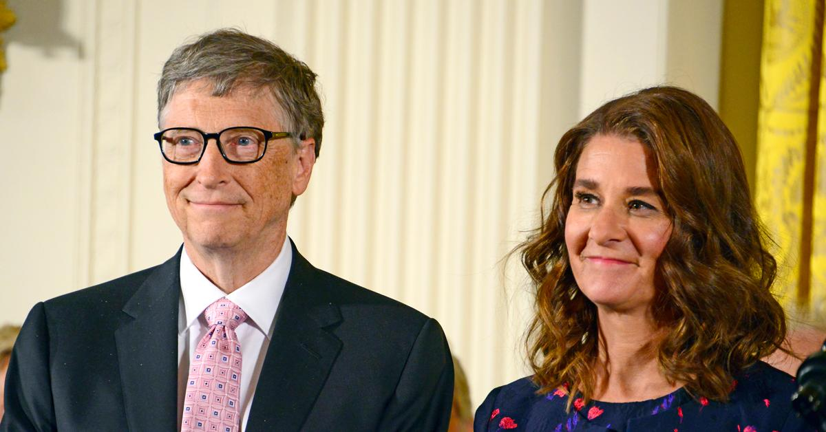 bill and melinda gates officially divorced report