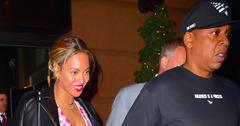 Beyonce and Jay Z hold hands on NYC date night on day off from touring