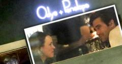 Jake gyllenhall rachel mcadams dinner date