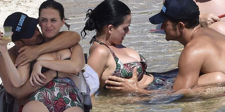 Bloom nackt otlando Katy Perry