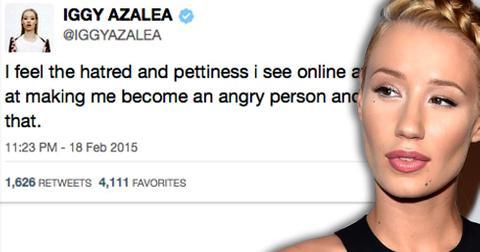 Iggy azalea quit twitter