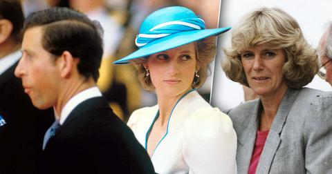 Inside The Inevitable Showdown Between Princess Diana And Camilla