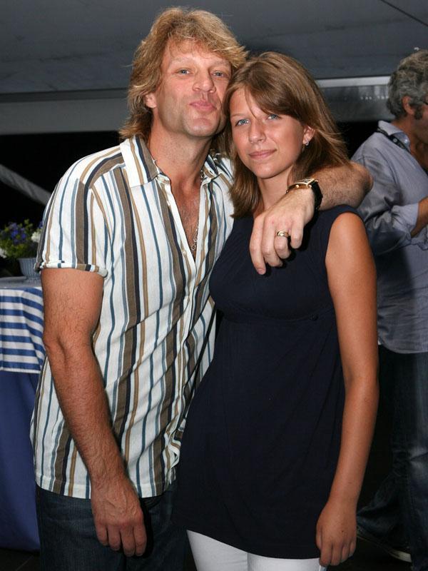 Jon Bon Jovi On Daughter Stephanie Bongiovis Overdose