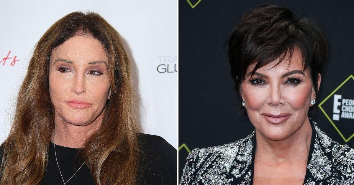 caitlyn jenner what first attracted her to kris jenner kardashians kendall kylie