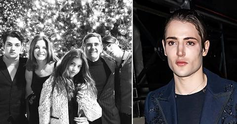 harry brant stephanie seymour son family photos pf