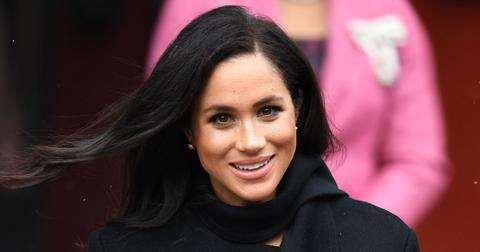 Meghan Drops Markle From Name As Duchess
