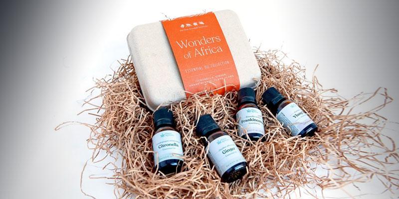 Wonders of Africa Essential Oils Jane Goodall Wellness