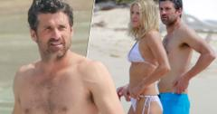 patrick dempsey wife divorce called off jillian fink