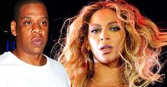 beyonce unhappy jay z