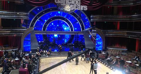 Dancing with the stars partner switch